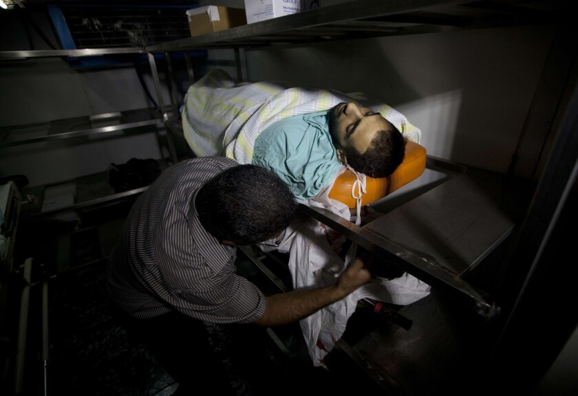 Israel-Palestinian clash