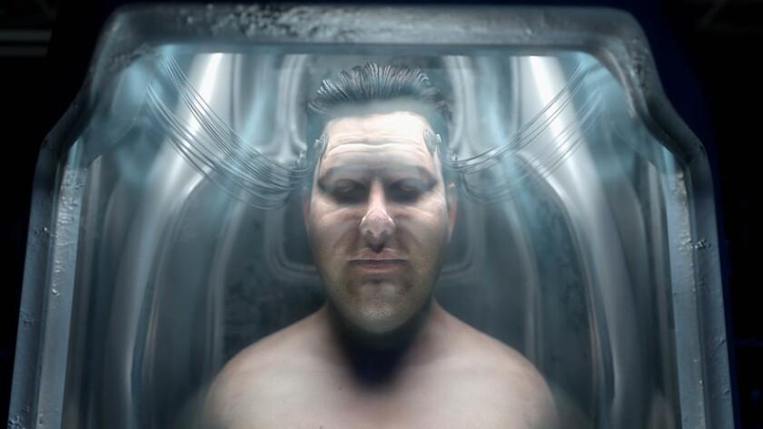 A still from 'A Glitch in the Matrix' by Rodney Ascher