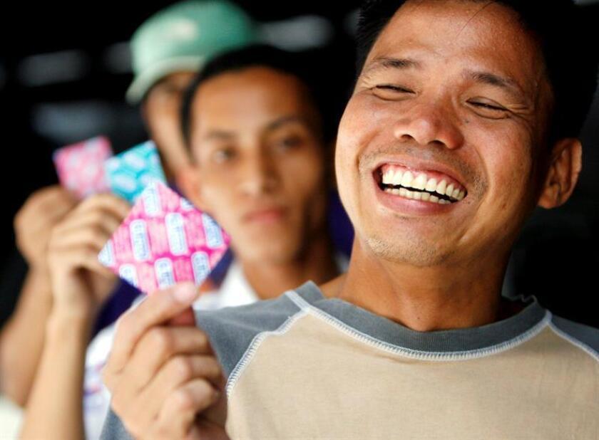 El 85 % de los latinos en el país aseguró que la planificación familiar es parte esencial del cuidado de la salud de la mujer, según un sondeo divulgado hoy por la Campaña Nacional para Prevenir el Embarazo Adolescente y en Jóvenes. EFE/ARCHIVO