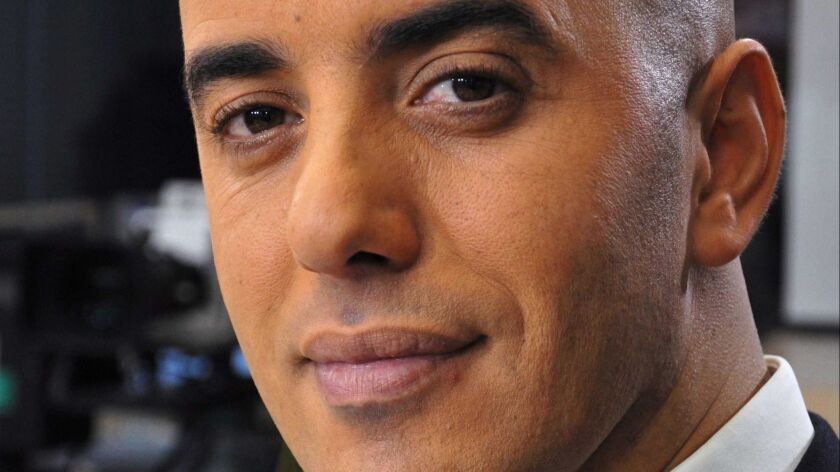 In this photo dated Nov. 22, 2010, notorious French criminal Redoine Faid poses prior to an intervie