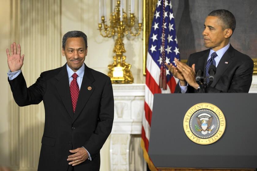 Barack Obama, Mel Watt