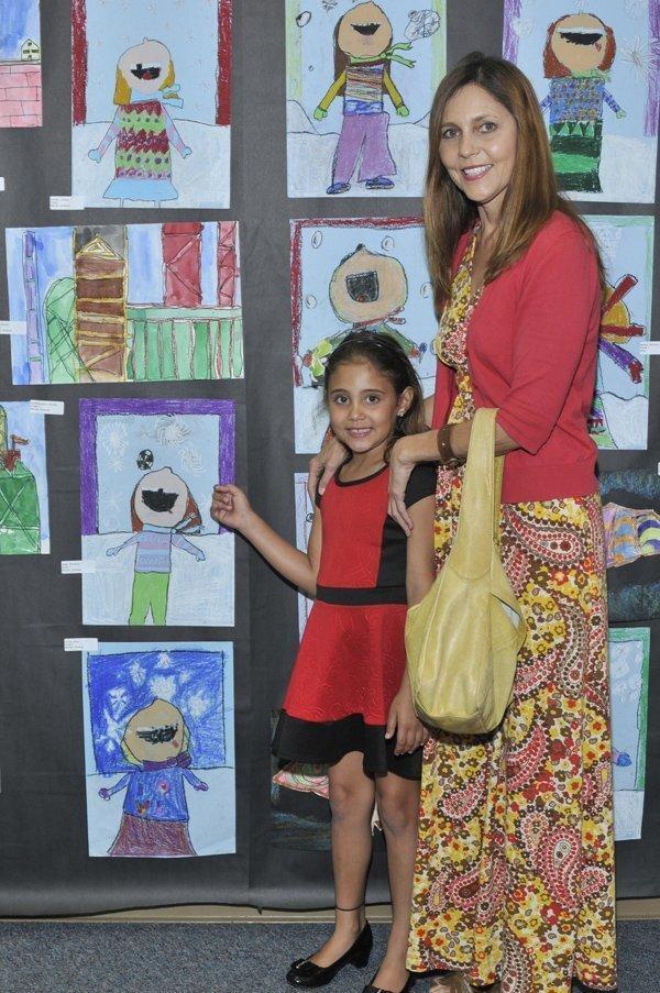 Senia Vitale with Giavanna
