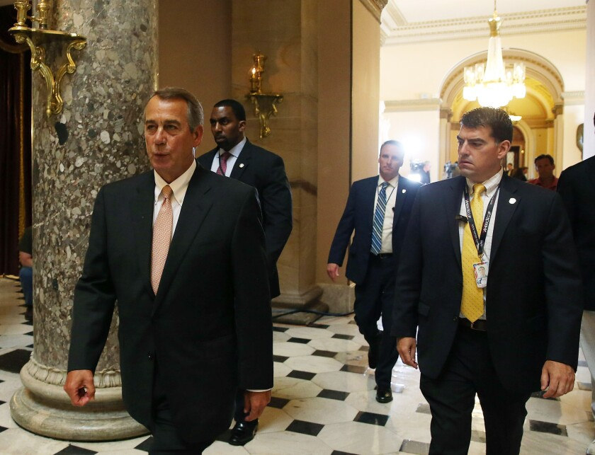 House Vote Deals Blow To Obama's Trade Deal