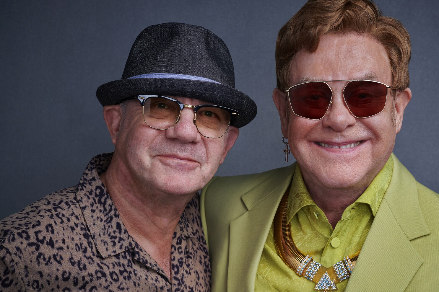 Bernie Taupin Talks Musical Marriage To Elton John Rocketman