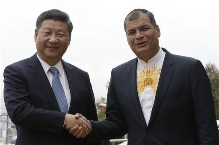 China dio hoy un nuevo paso en remarcar su interés por Latinoamérica y el Caribe al publicar una hoja de ruta que define un nuevo modelo de relaciones con la región, en la que el presidente Xi Jinping acaba de concluir su tercera gira desde que asumió el liderazgo en 2013.