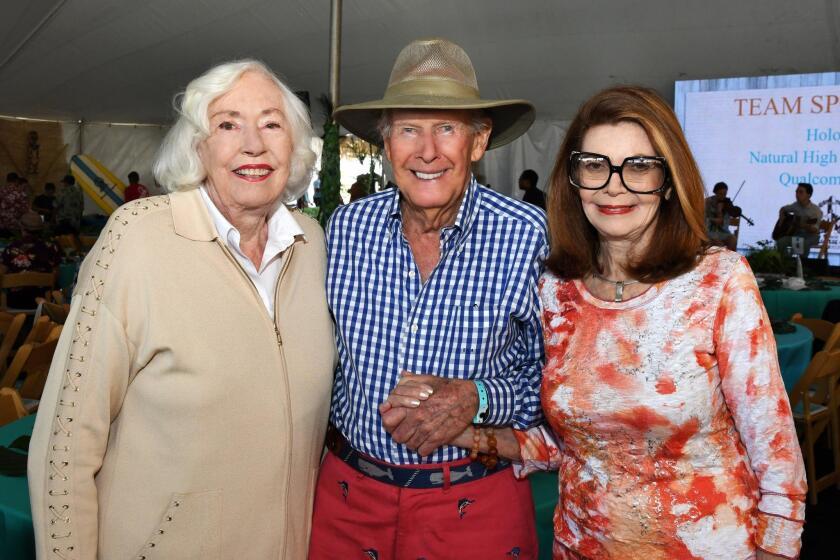 Mary Little, John Armstrong, Myrna Naegle