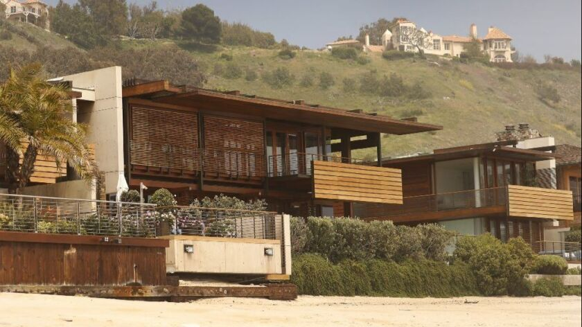 $110-million home sale in Malibu is set to be a new record
