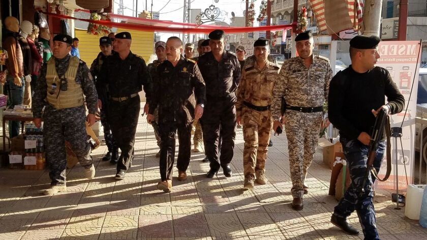 Mosul police chief