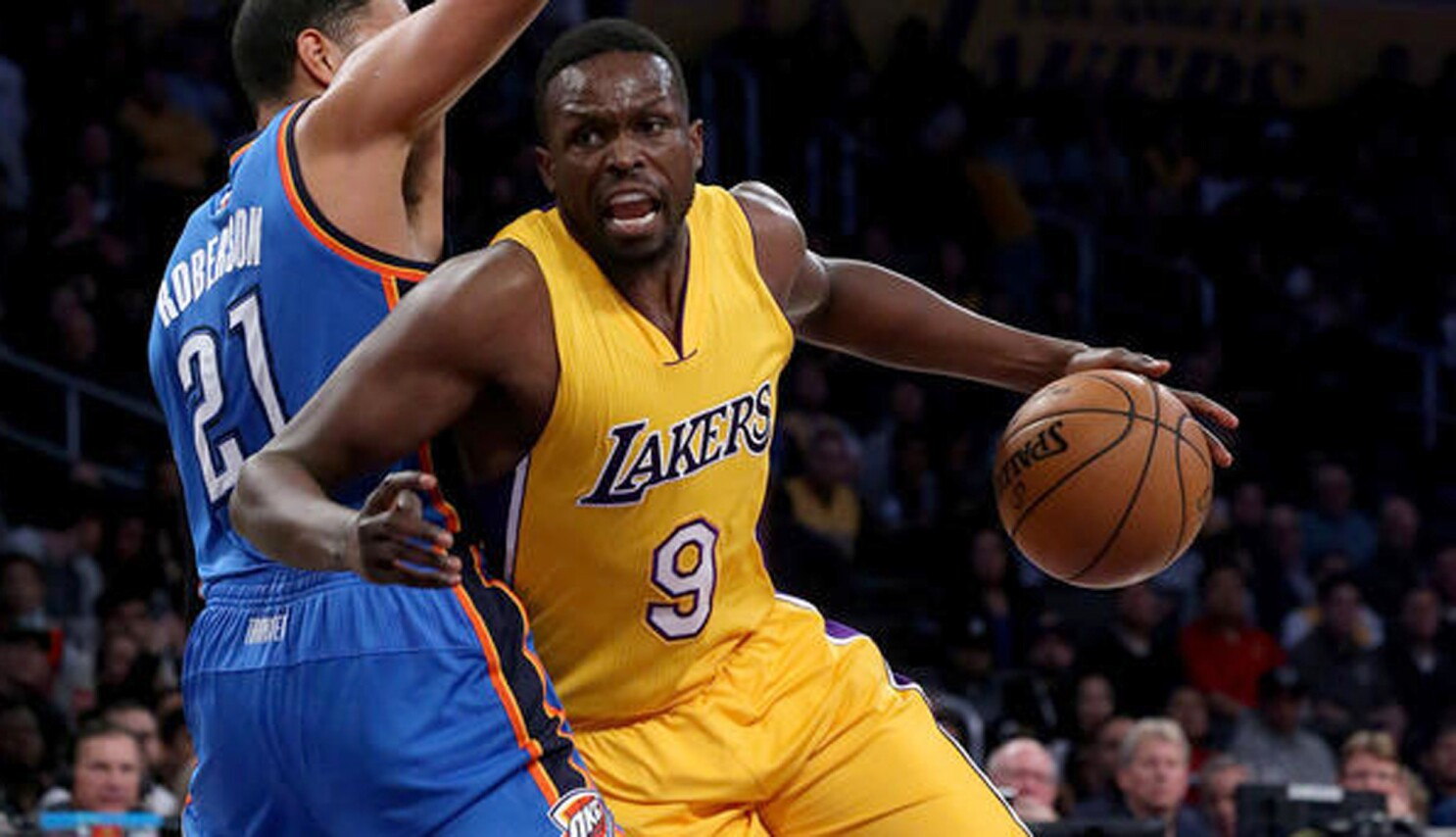 Lakers Part Ways With Luol Deng Clearing Salary Cap Space For