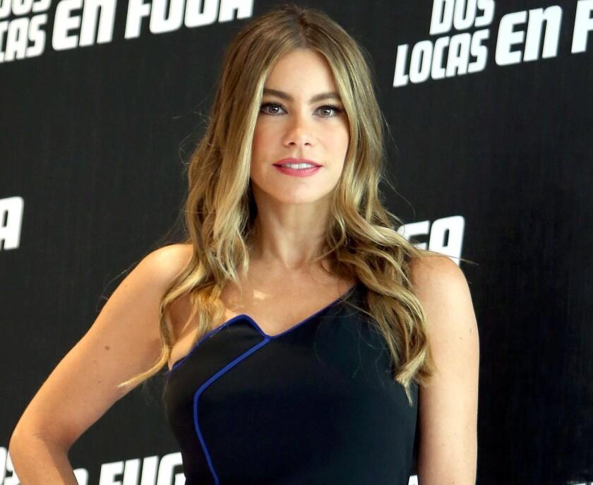 Una imagen reciente de la actriz colombiana Sofia Vergara, a la que no le ha ido precisamente mal en Estados Unidos.