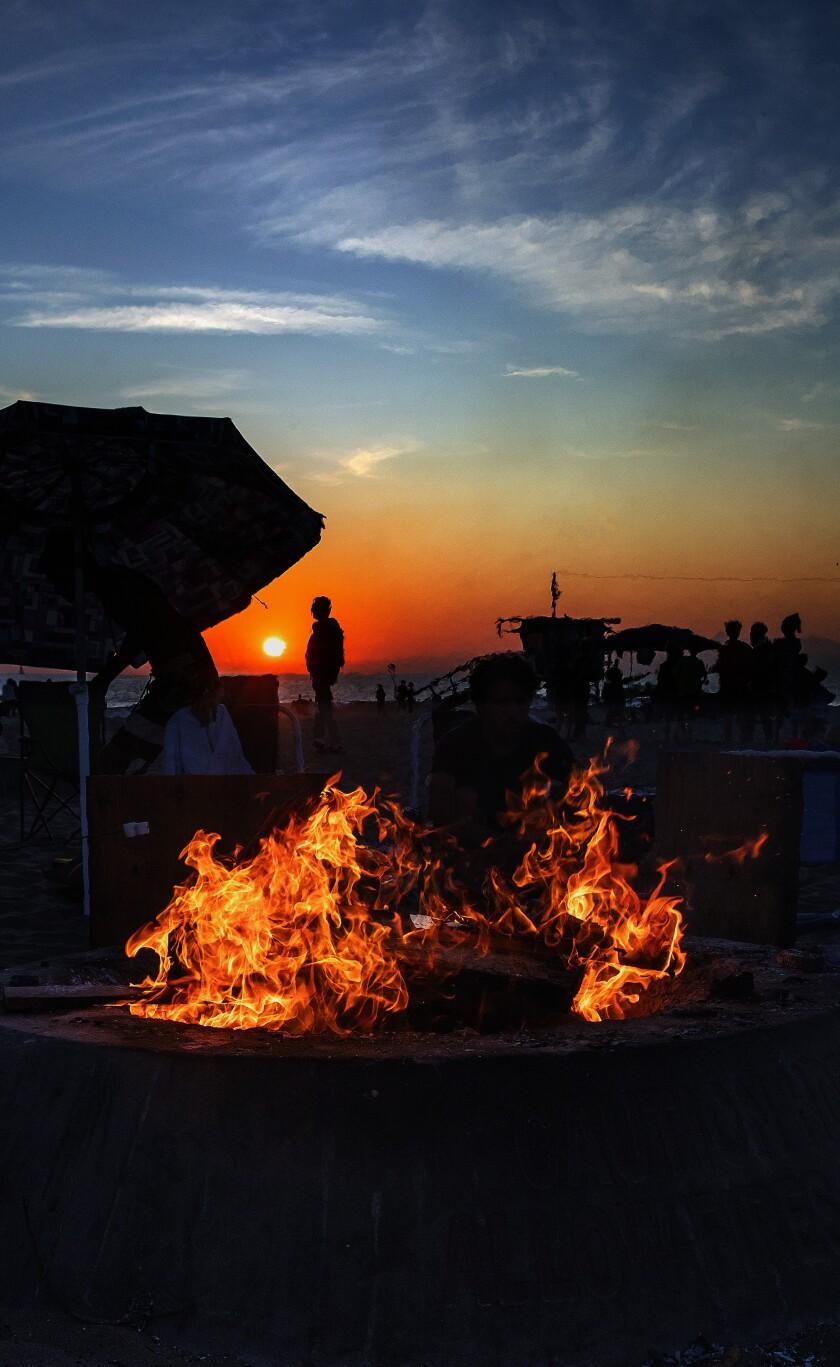 La Jolla Town Council backs beach fire ban