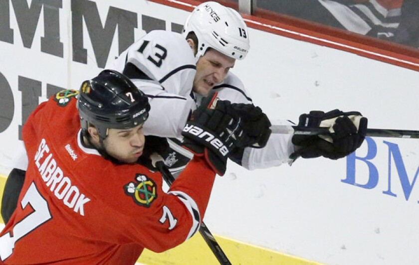 Brent Seabrook, Kyle Clifford