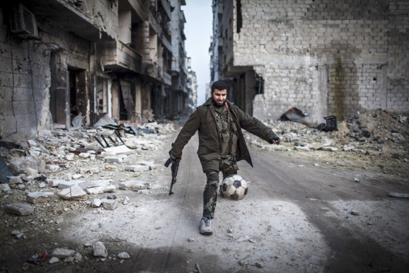U.N. says more than 60,000 have died in Syrian civil war