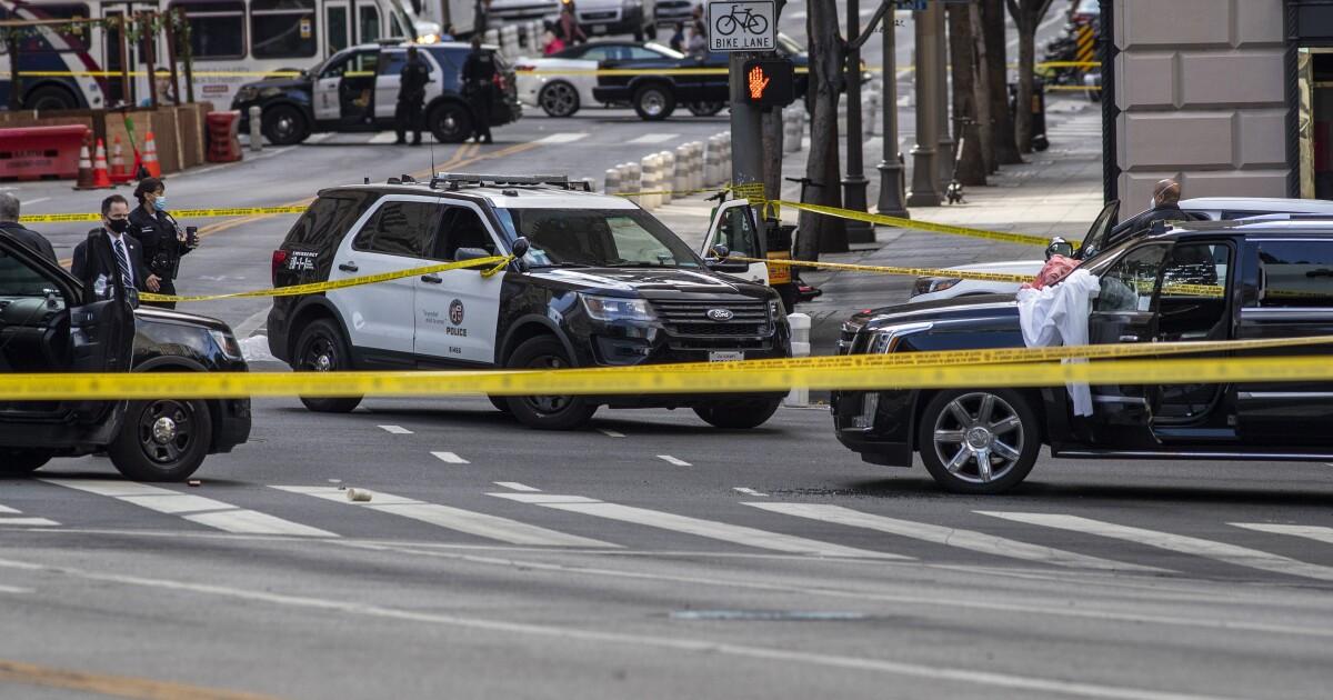 Essential California: L.A.'s gun violence surges