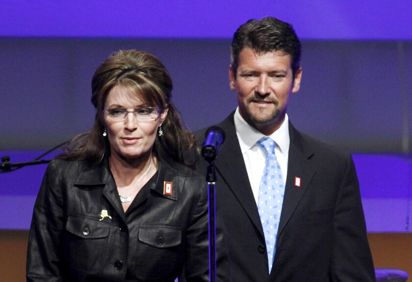 Palin Divorce