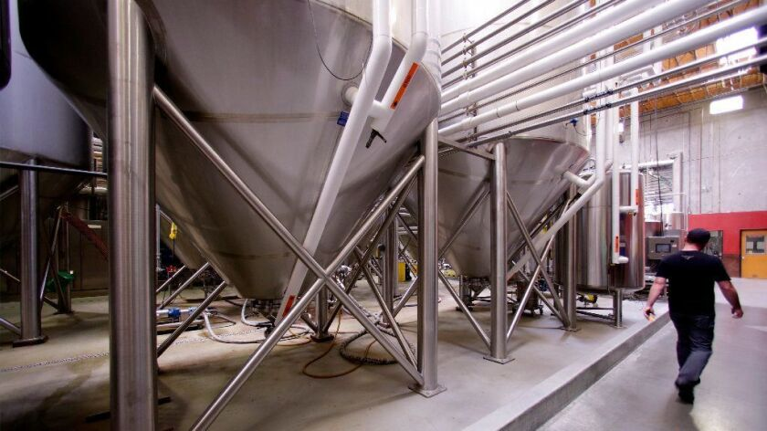 Stone brewery
