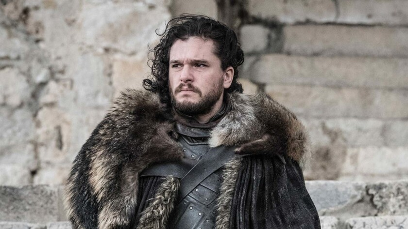 """Actor Kit Harington is taking some time for self-care after the """"Game of Thrones"""" finale."""