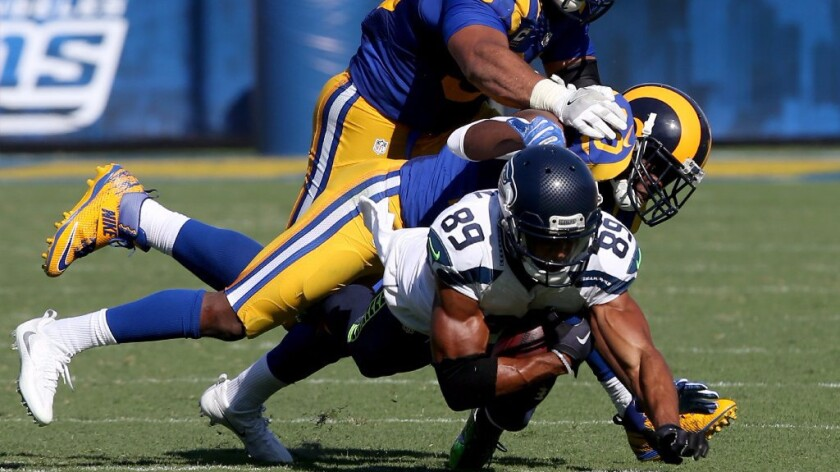 Rams secondary still has plenty to prove with game against Buccaneers