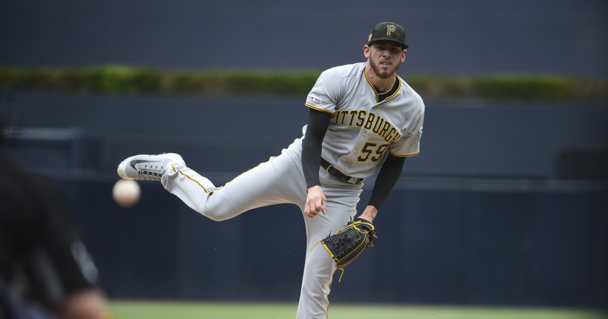 Joe Musgrove thrilled to be coming home to play for Padres