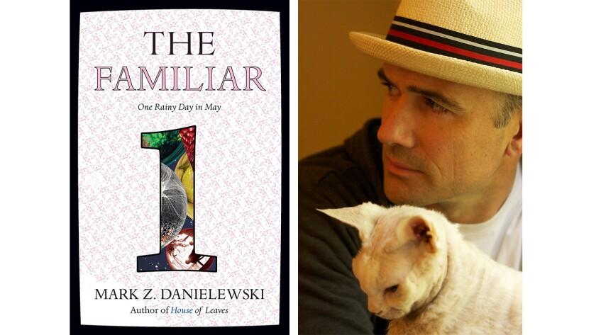 "Cover of the book ""The Familiar"" by Mark Danielewski"