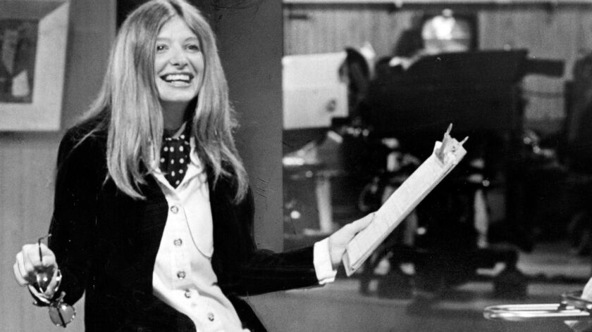 Lin Bolen, who as the executive in charge of NBC's daytime programming in the early 1970s was the hi