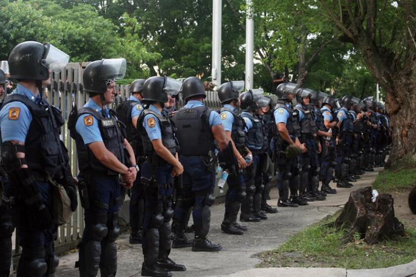 La dirección en internet de la Policía de Puerto Rico permanece fuera de servicio desde hace horas, por problemas técnicos según informó la agencia de seguridad de la isla caribeña. EFE/ARCHIVO