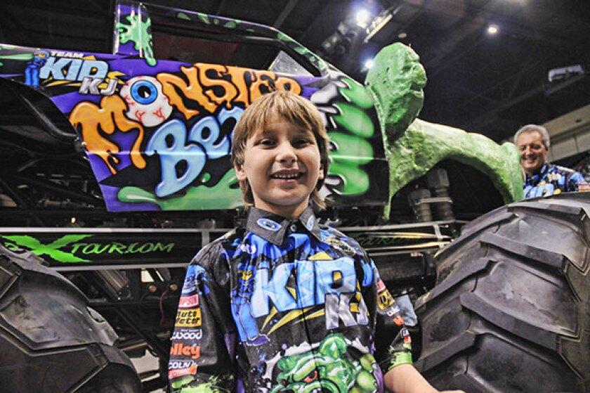 Monster kid