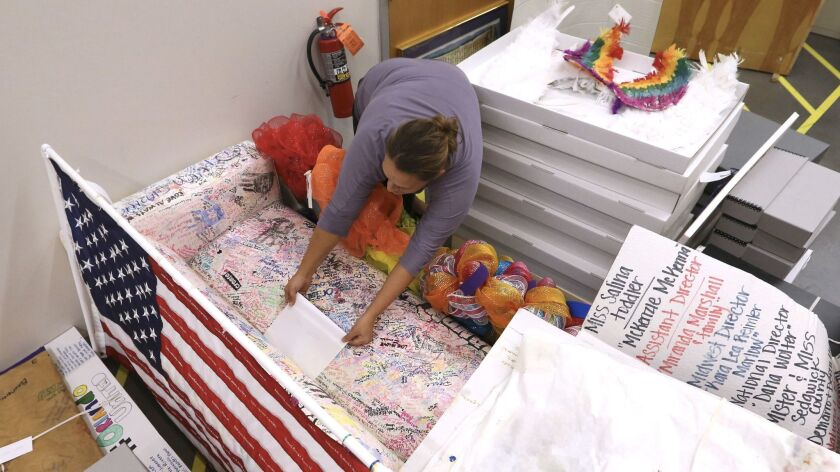 Pulse massacre memorial items restored, preserved at history center's warehouse