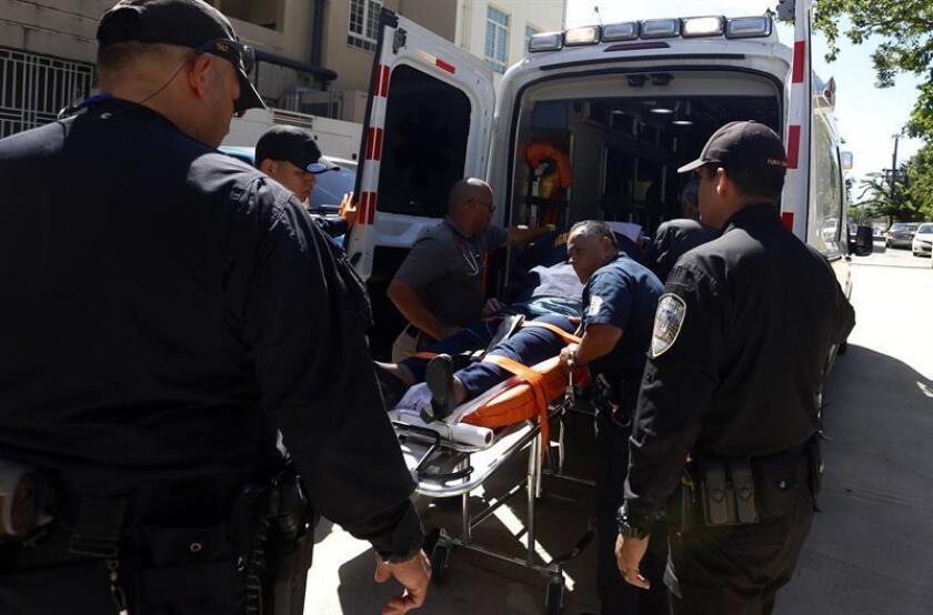La cifra de asesinatos en lo que va de año en Puerto Rico se redujo de 73 a 49, una reducción del 32,8 % que confirma la tendencia a la baja de estos crímenes en la isla caribeña durante los últimos meses. EFE/Archivo