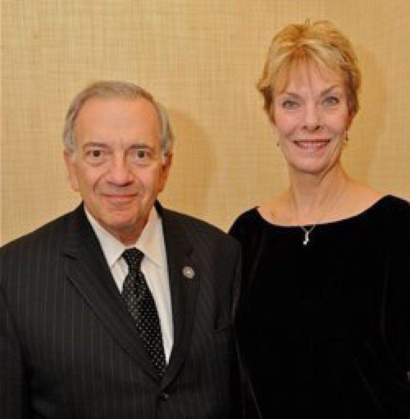 Harry and Kay Leibowitz