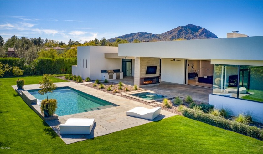 NBA star Devin Booker lists modern Arizona home for $4.195 million