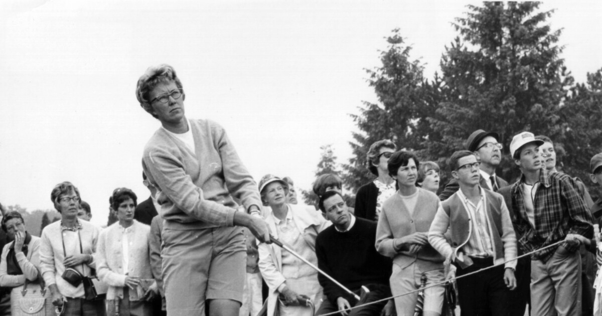 Legendary San Diego golfer Mickey Wright dies at 85