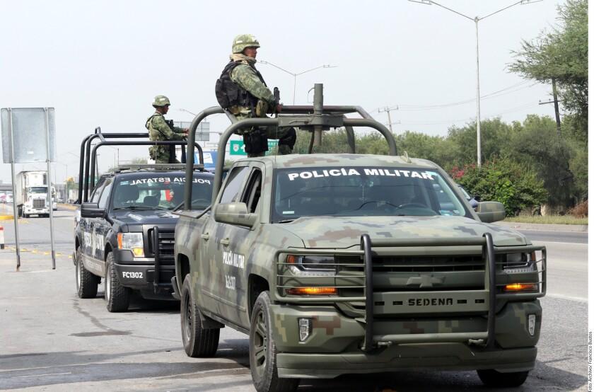 En 2011, el año más violento de la gestión calderonista, fueron empleados 52 mil 690 efectivos en promedio mensual para hacer frente al crimen organizado, principalmente en Chihuahua, Nuevo León, Guerrero, Tamaulipas, Sonora y Guanajuato.