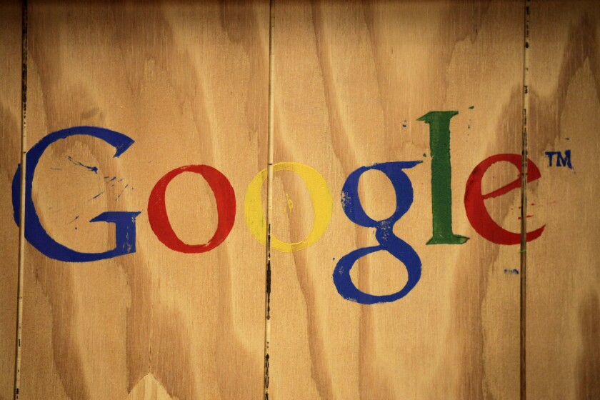 Google Chairman Eric Schmidt said the company has tweaked its search engine to clean up the results for more than 100,000 queries related to the sexual abuse of children.