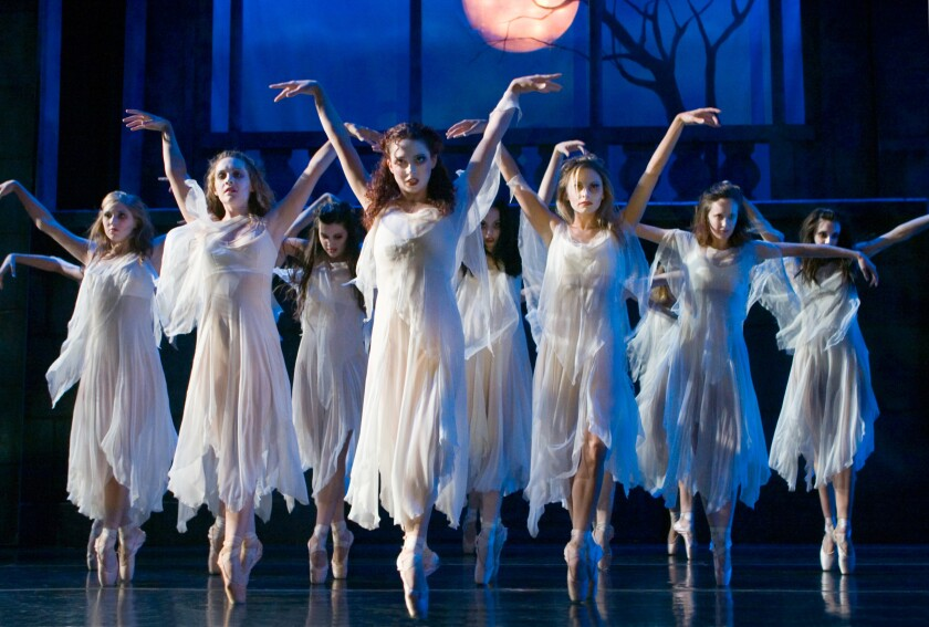 "Inland Pacific Ballet launches its 25th season with a spooky ""Halloween Bash."""