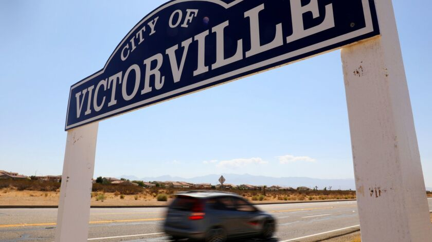 """A """"mass casualty"""" incident at a federal prison in Victorville left at least eight people injured Monday night, authorities said."""