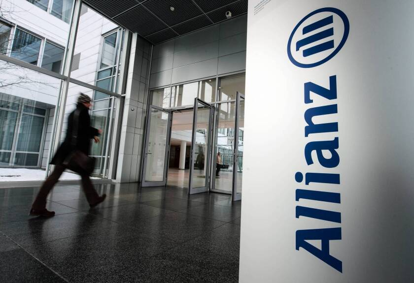 A doctor said Allianz's question had the effect of eliciting an unfair health history of its policyholder.