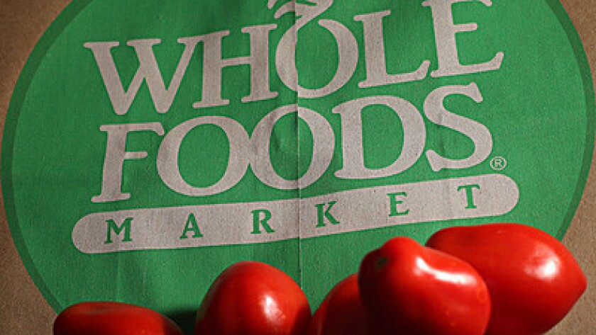 Man convicted of hate crime in attack on black employee of a Whole Foods Market.