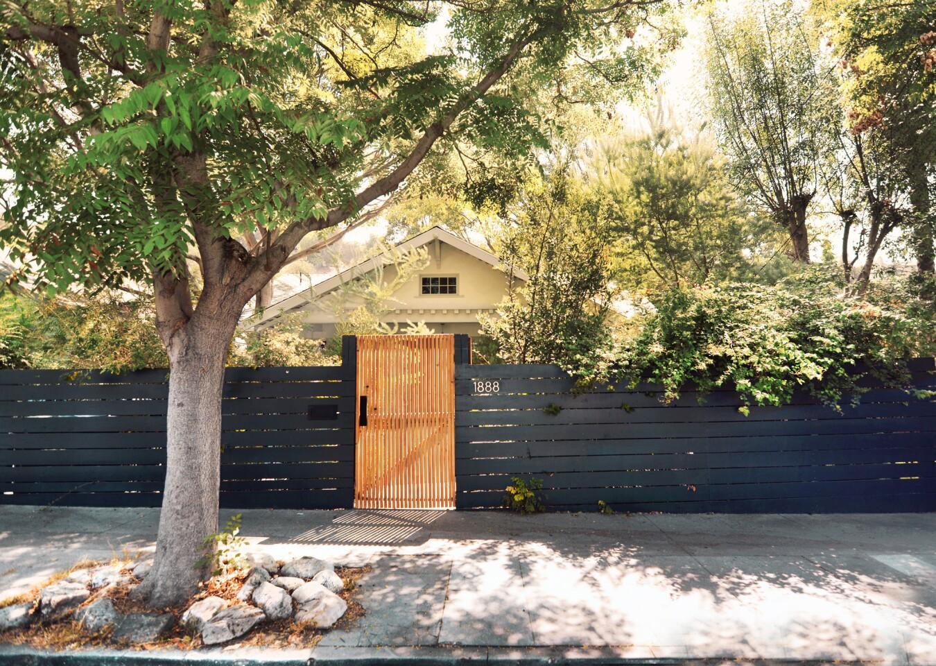 Ash Chan's Echo Park home   Hot Property