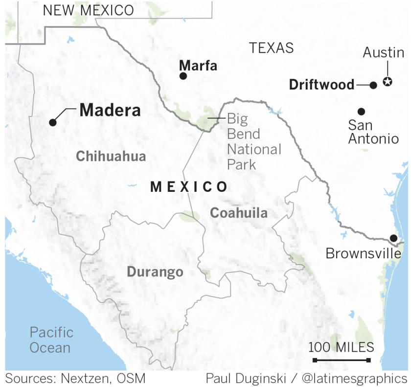 Madera, Mexico
