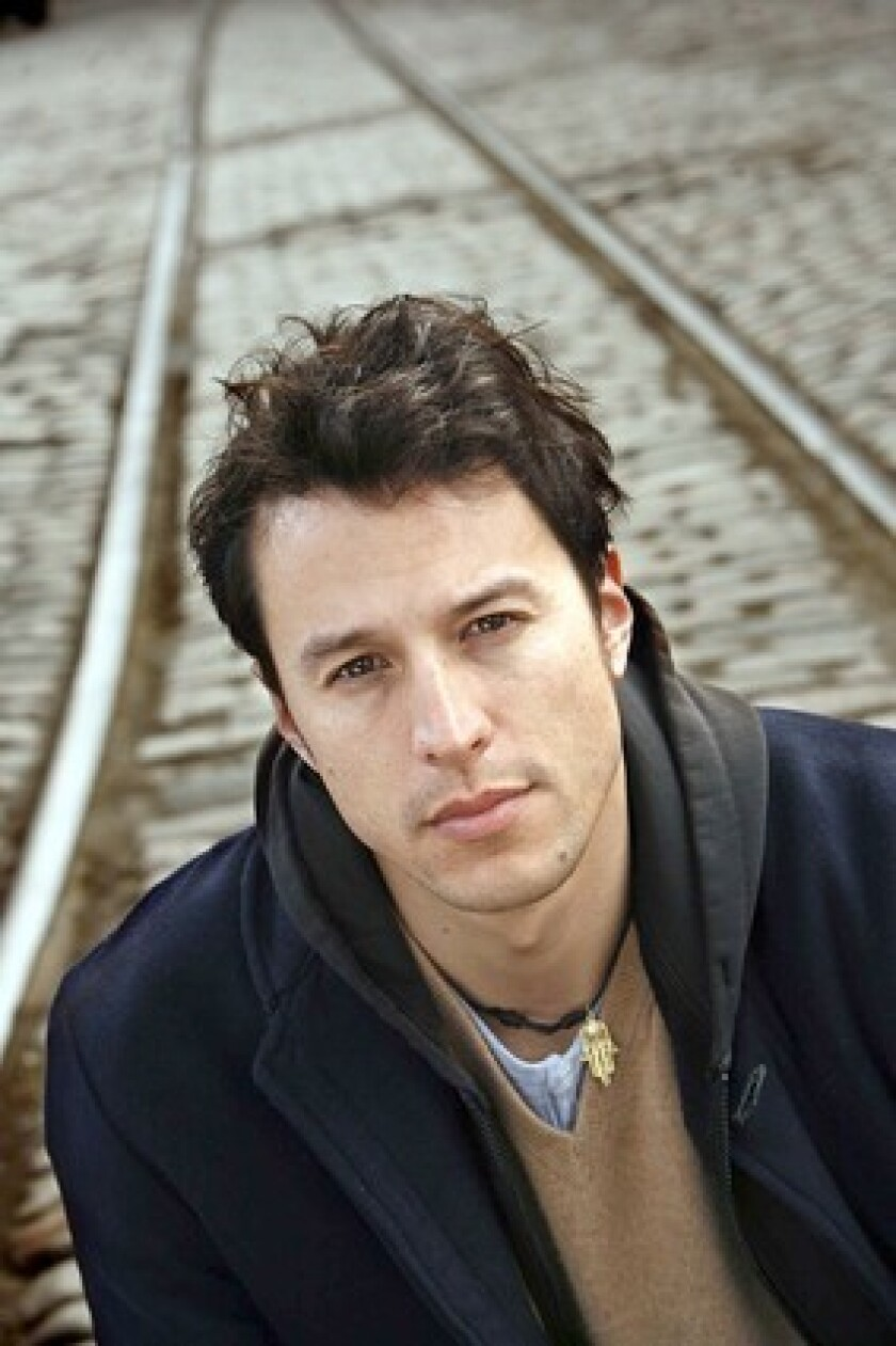 """Cary Fukunaga is the director of the new Focus Features film """"Sin Nombre."""""""