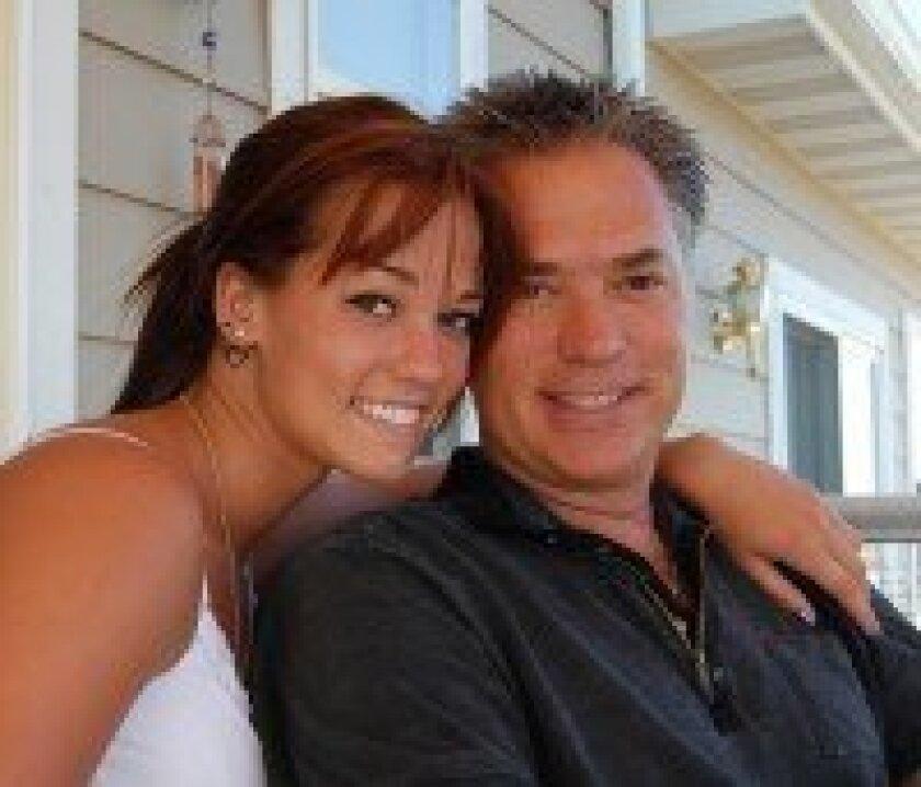 "Rancho Santa Fe residents Scott and Alexa Jacobs will appear on ABC's ""Secret Millionaire."""