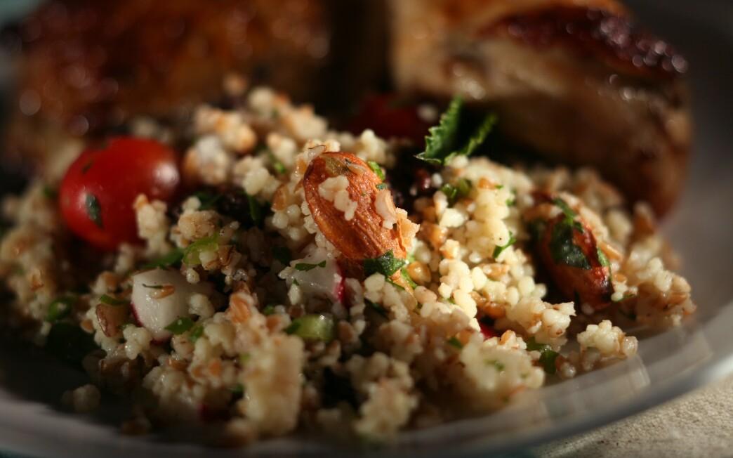 Houston's couscous