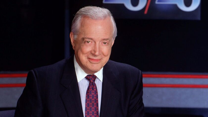 Hugh Downs began his broadcasting career in 1938 at the age of 18.