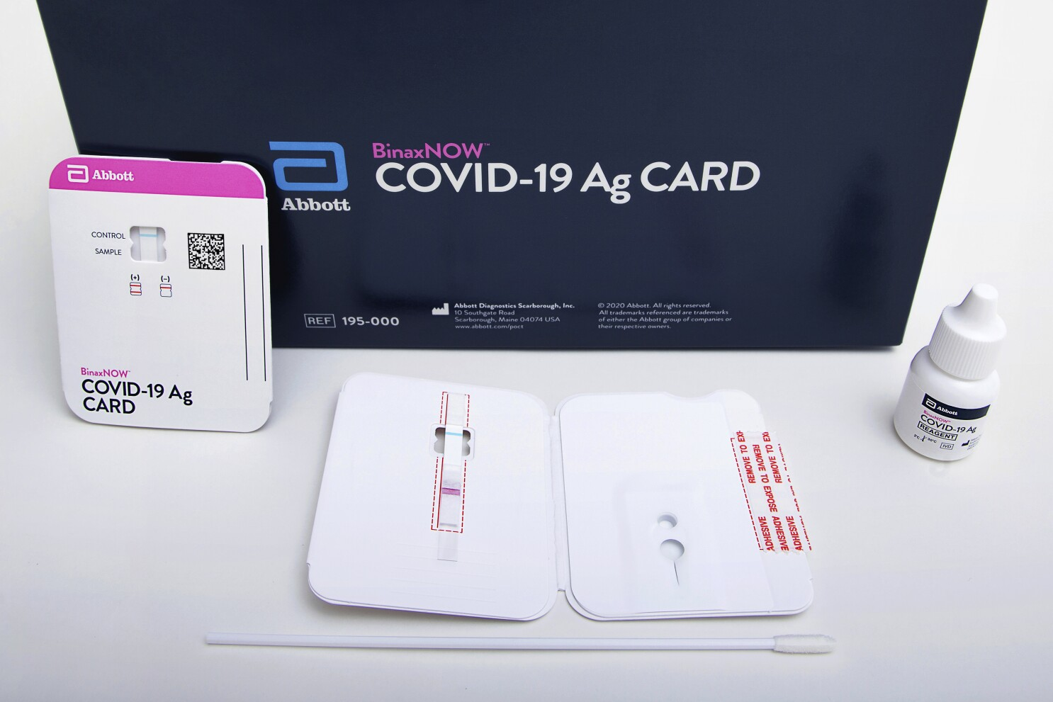 Fda Authorizes Covid 19 Test That Doesn T Need Special Equipment Los Angeles Times