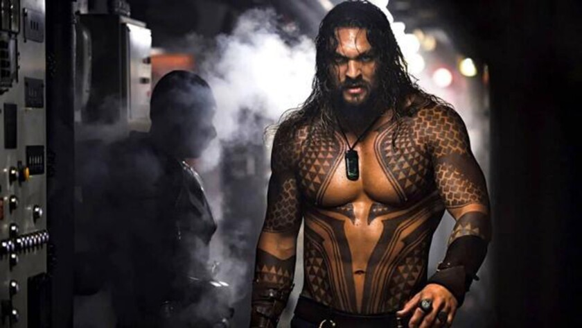 Movie review: 'Aquaman,' underwater origin story has lots of comic book action and eye candy