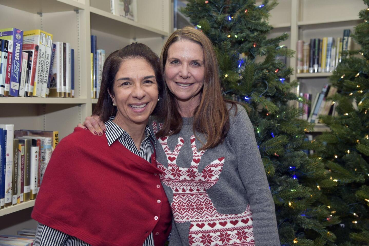 RSF Library 28th annual Christmas Tea and Tree Raffle