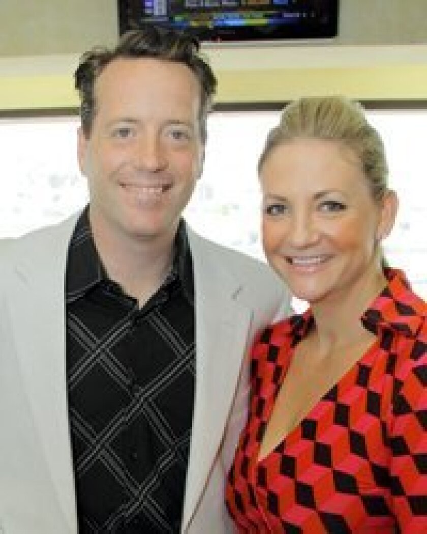 Greg and Danielle Davis