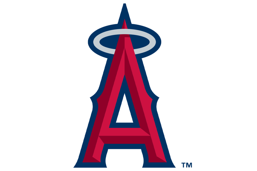 Los Angeles Angels logo.