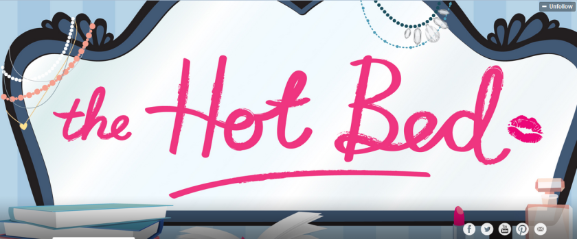 The Hot Bed is for New Adult readers.